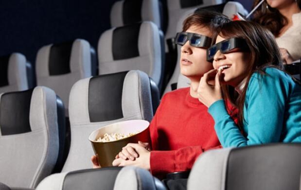 2 entradas cine (Incluye 3D)
