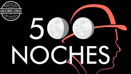 500 noches, Sabina en las venas en el Teatro Carrión