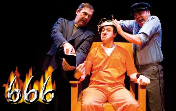 Espectáculo '666' de Yllana por 11,20€