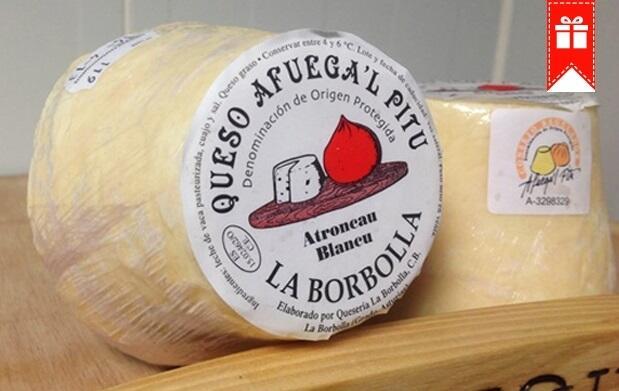 Pack de quesos asturianos 14€