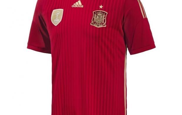 Camiseta réplica Adidas España2014 por 39€
