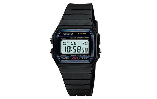 Reloj Casio Vintage Negro por 10€