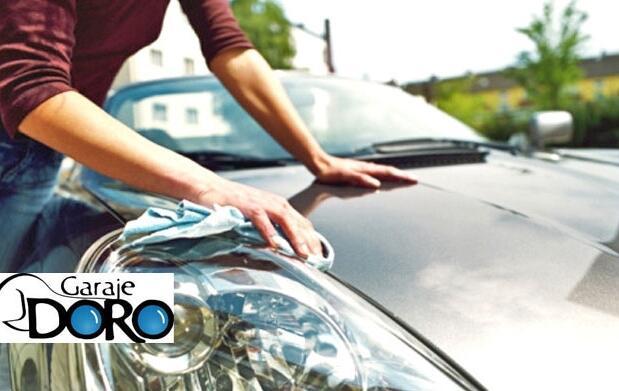 Deja tu coche como nuevo por 8.75€