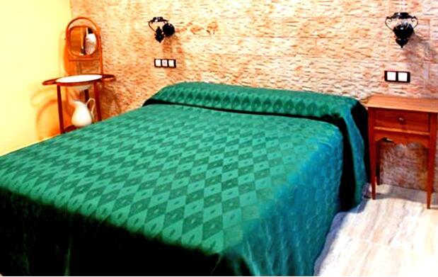 Noche Hotel Rural para 2 y desayuno 25€