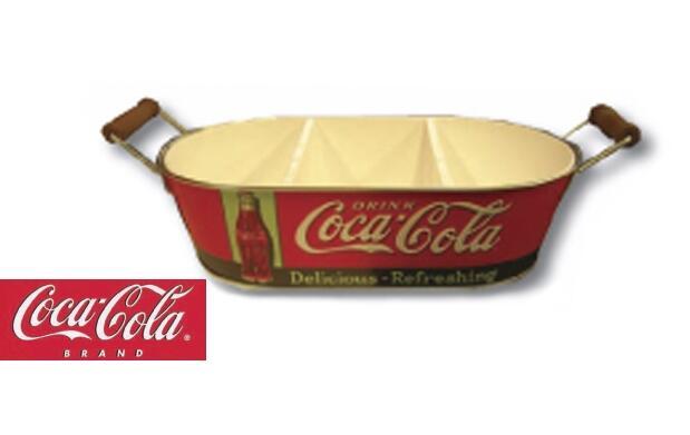 Fuente con 3 departamentos Coca Cola 11€