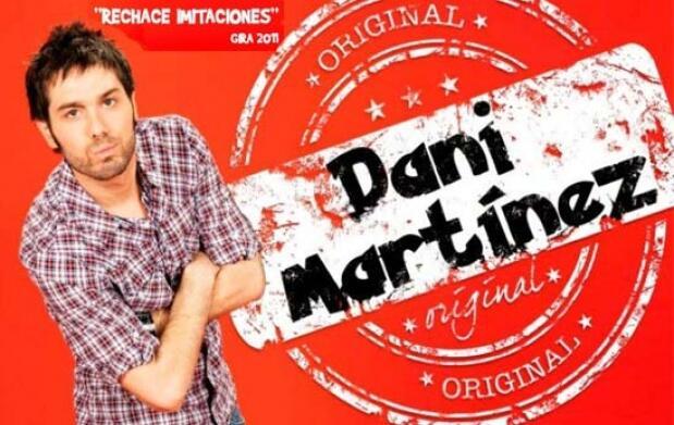 Entradas para ver a Dani Martínez