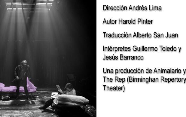 El Montaplatos (Animalario teatro) 12€