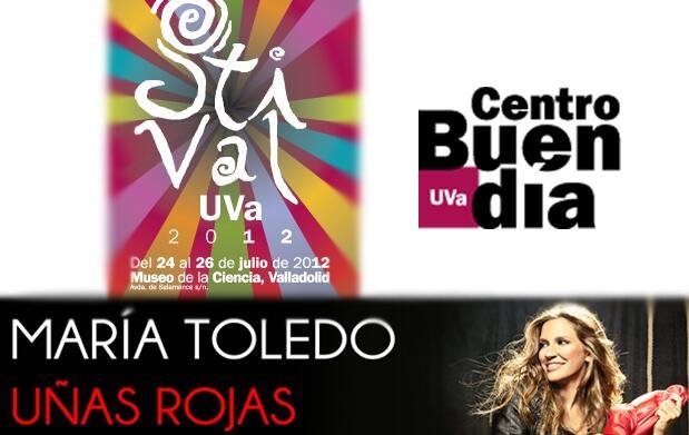 Entradas concierto María Toledo por 7€