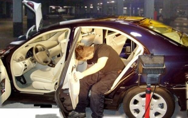 Lavado de coche exterior e interior