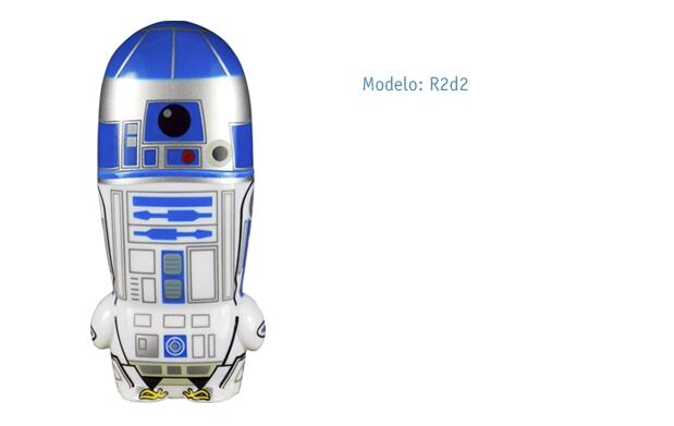 USB La Guerra de las Galaxias por 9.95€