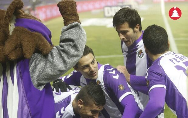 Real Valladolid vs Real Betis 12€
