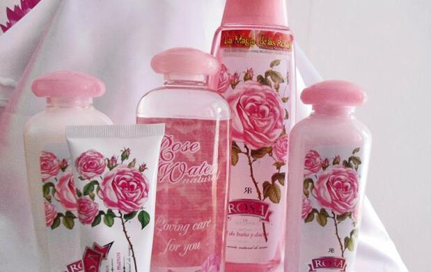 Leche corporal de rosas 250 ml. 6,90€