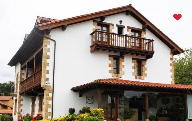 Noche y desayuno para 2 en Cantabria 35€