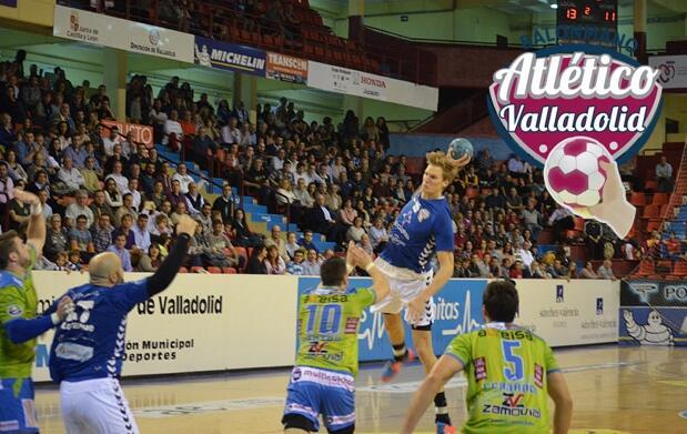 Balonmano Atl. Valladolid vs Cisne Vigo