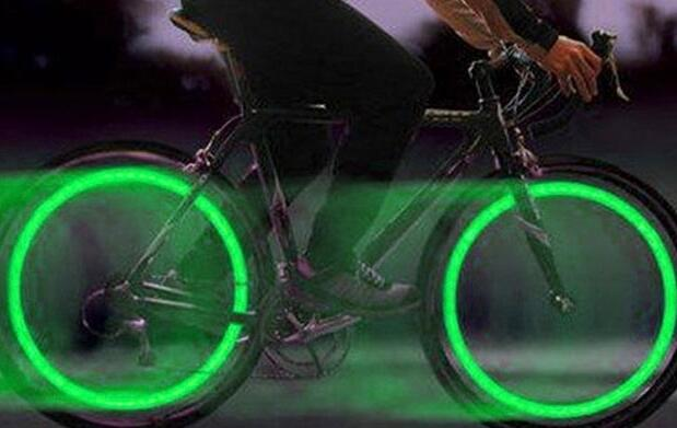 2 Luces LED para bici, coche o moto 9 €