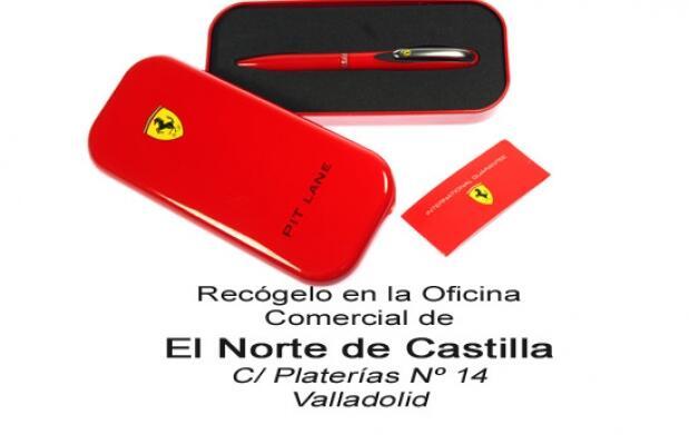Set Bolígrafo Ferrari 9.95€