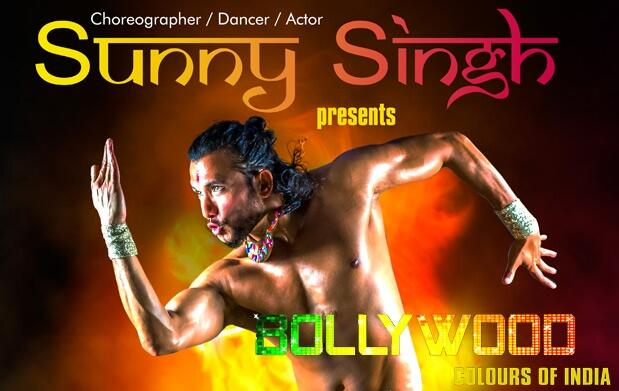 Bollywood Colours of India - T. Carrión