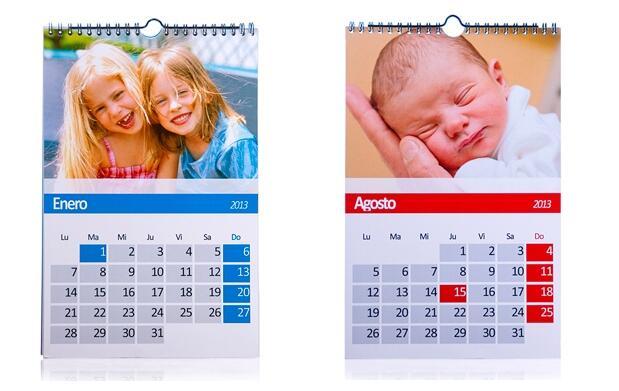 Tus mejores momentos: Calendario 2013