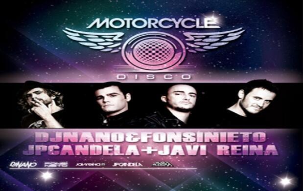2 x 1 en entradas Motorcycle Disco Tour