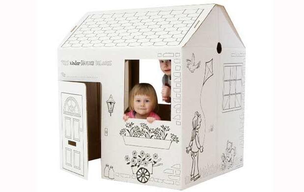 Casa Pop Up para niños por 19 €