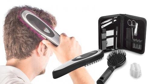 Cepillo anticaída para el cabello