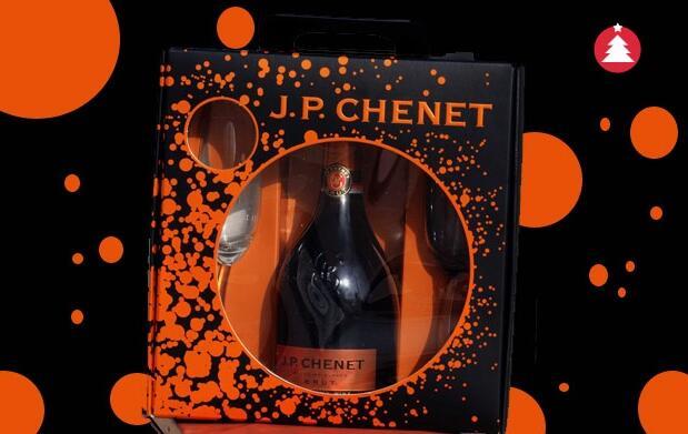 Pack de champán J.P. Chenet Brut 9,90€