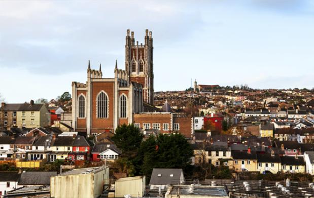 Cork: Curso de inglés + Alojamiento