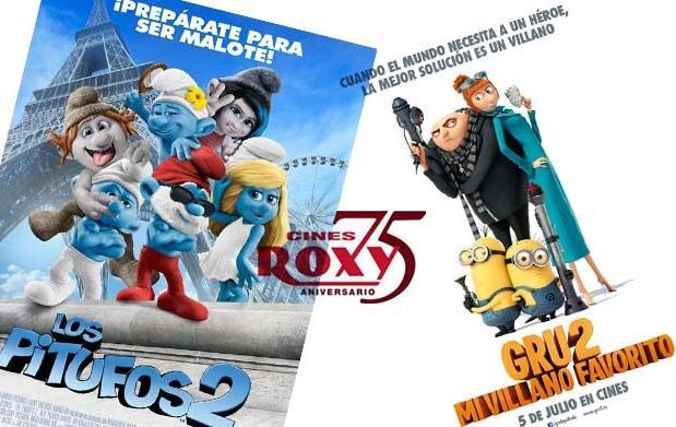 Entrada de cine + refresco por 5€