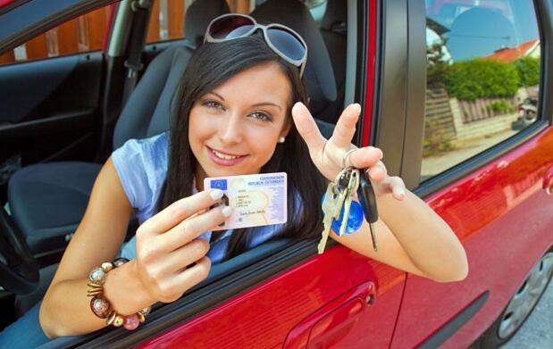 Carnet de conducir B por 32 €