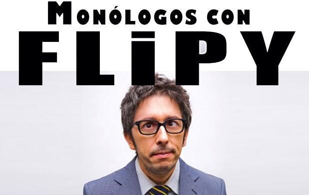 Entrada 'Monólogos con Flipy ' por 4€
