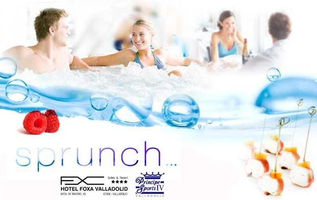 SPRUNCH: Spa + Brunch para 2 por 29 €