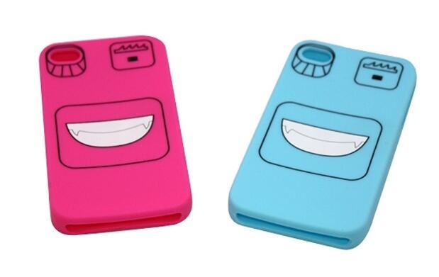 Funda para iPhone Silicona Faces 3,50€