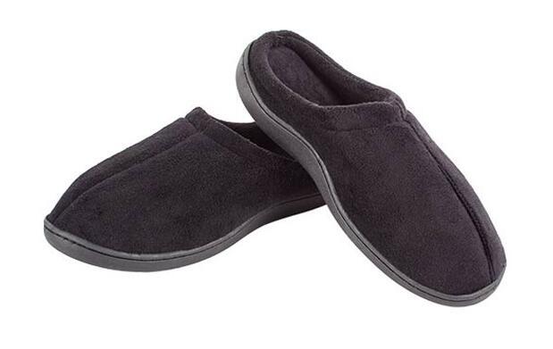 Zapatillas con gel color negro por 15€