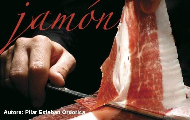 Guía visual corte de jamón y paleta 16€
