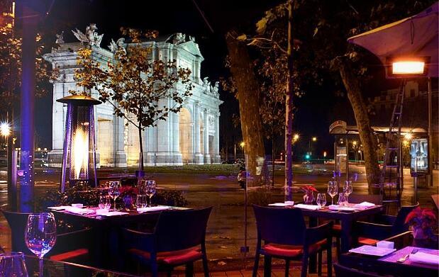 Madrid 5* para 2: noche, cena y spa 210€