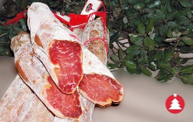 Estas Navidades Lomo Ibérico  Bellota 39€