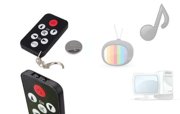Mini mando universal por 4,50€