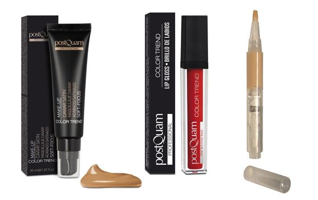 Maquillaje, gloss y corrector 9,95€