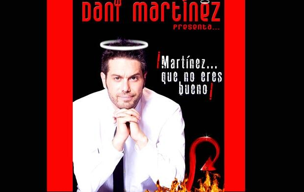 Monólogo Dani Martínez 7,5 €