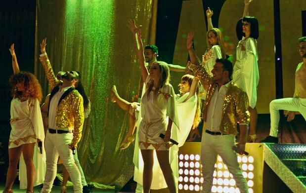 Musical ABBA THE GOLD EXPERIENCE