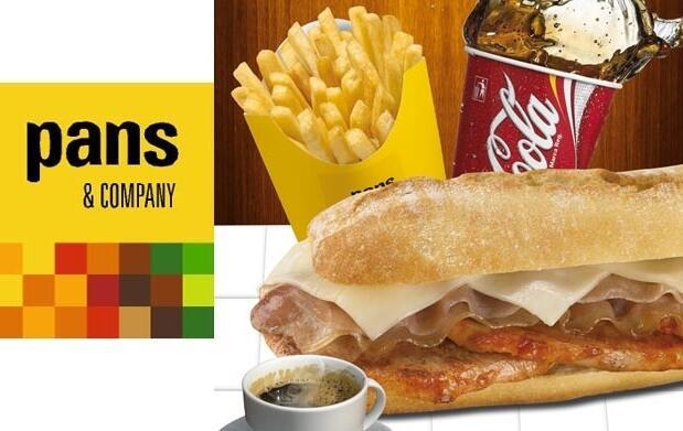 Menú Pans&Company para 2 por 9,90€