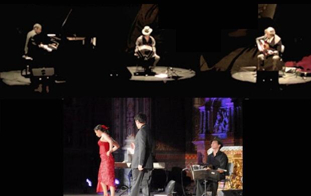 Perfume de Tango, Teatro Zorrilla 14€