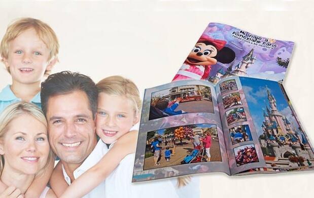 Libro fotográfico personalizado  9,90€