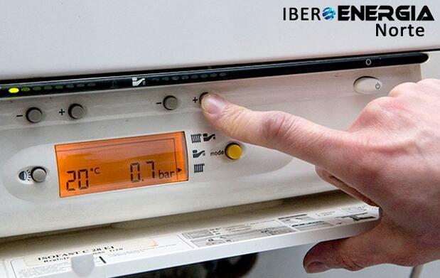 Revisión de caldera y mantenimiento 34€