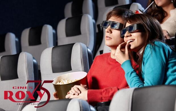 Entrada de cine por 4,50€