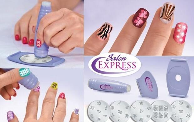 Pinta uñas Salon Express por 8,95€