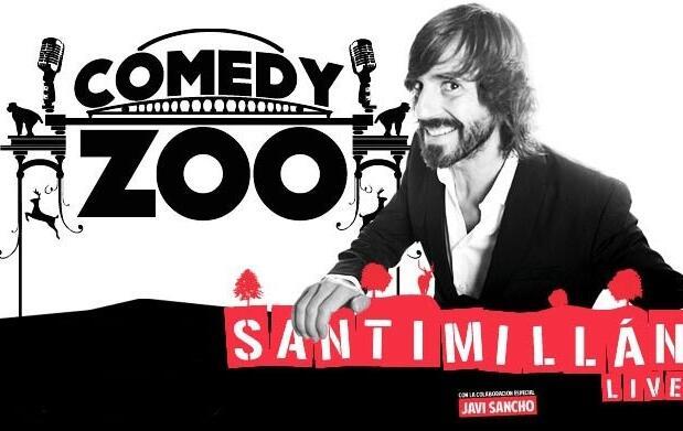 Monólogo Santi Millán Live por 14 €