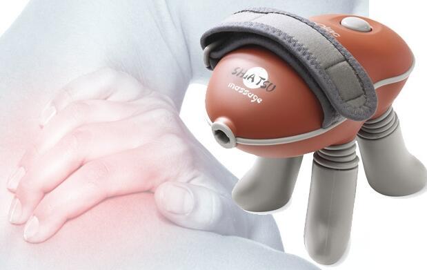 Solac Shiatsu Massager por 24€