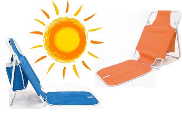 Silla nevera plegable y reclinable 6,90€