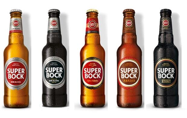 Pack 6 botellas cerveza Super Bock 3.55€